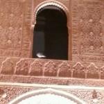 Palomas en la Alhambra